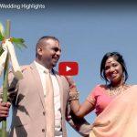 Krean and Danesha`s Wedding Highlights