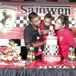 Saiowen`s 1st Birthday