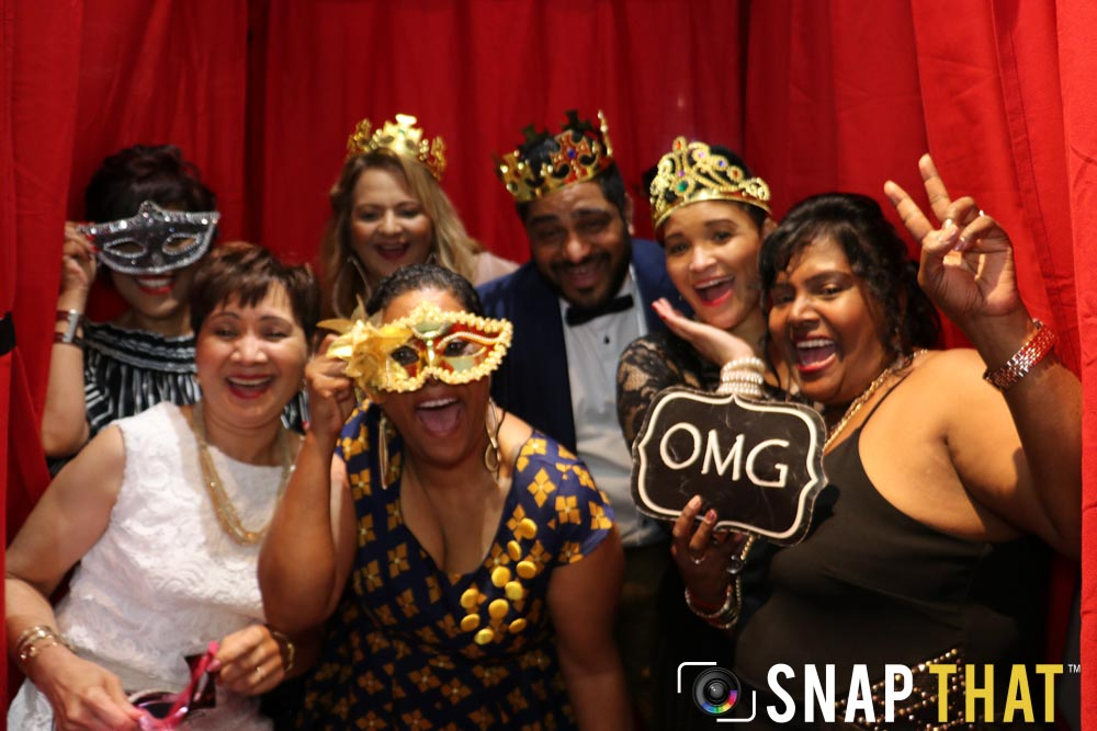 Conlog Year End Photobooth