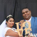 Jeremy & Lucelle Wedding Photobooth