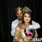 Shammi & Alakha Engagement Photobooth