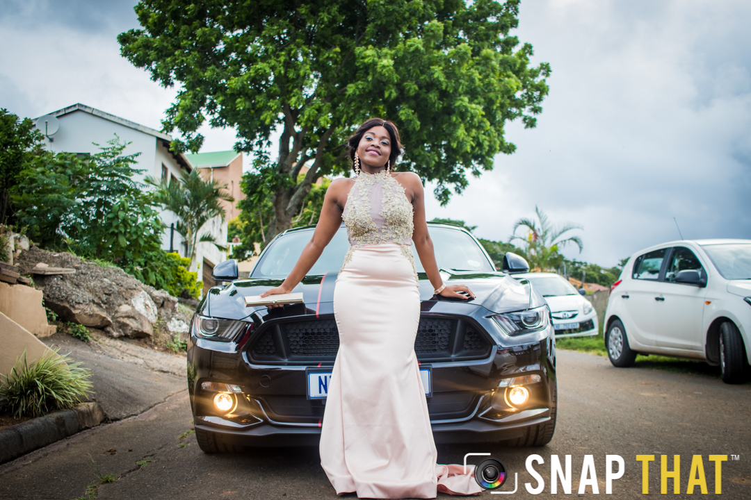 Enhle Prom Night Photoshoot