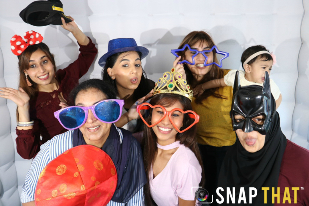 Naseeha's Birthday Photobooth