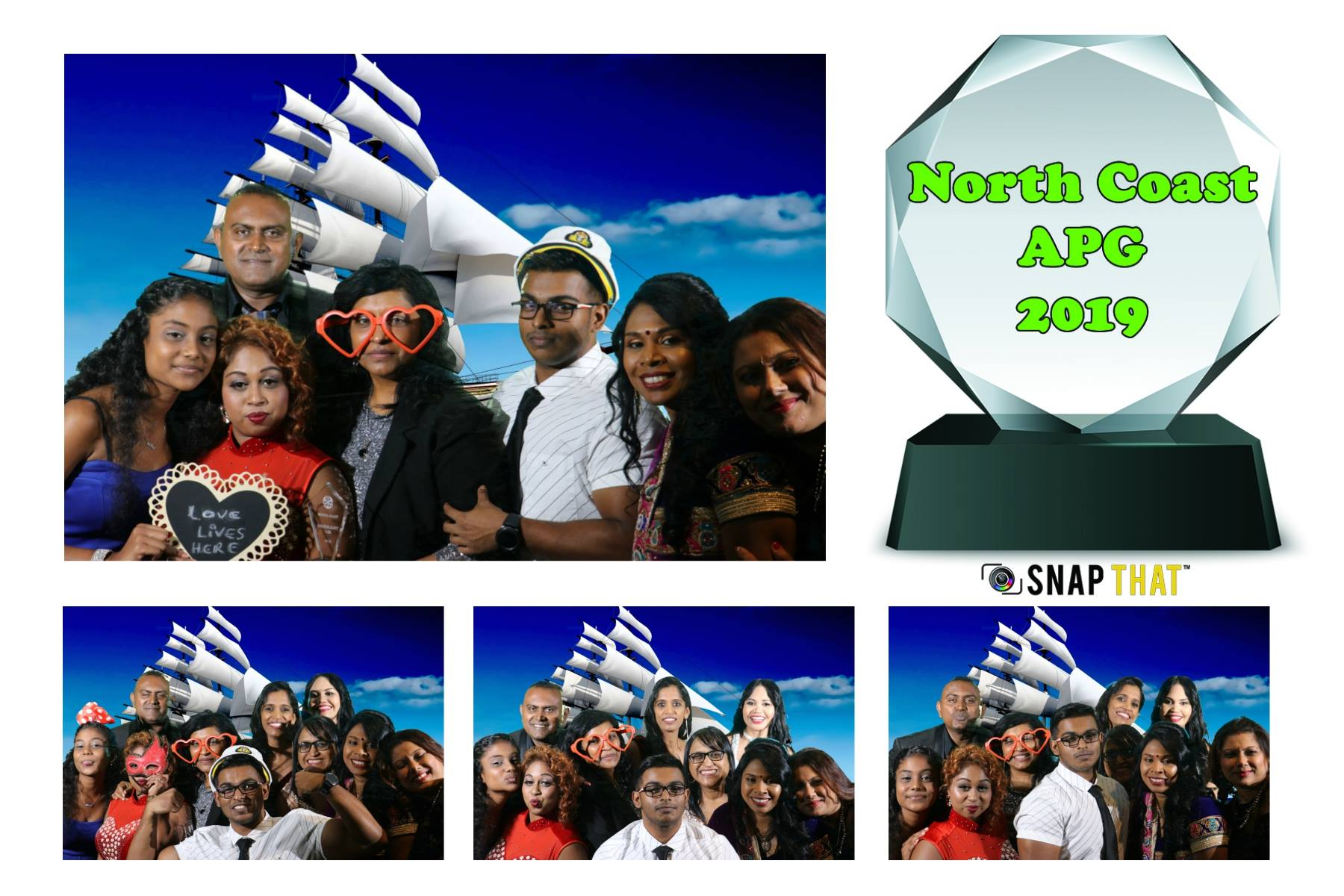 North Coast APG 2019 PhotoboothNorth Coast APG 2019 Photobooth
