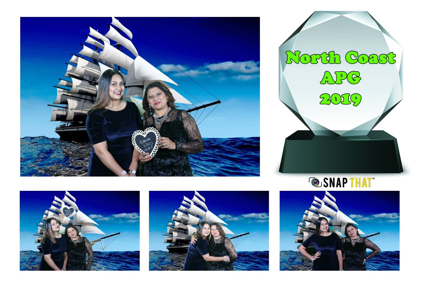 North Coast APG 2019 Photobooth