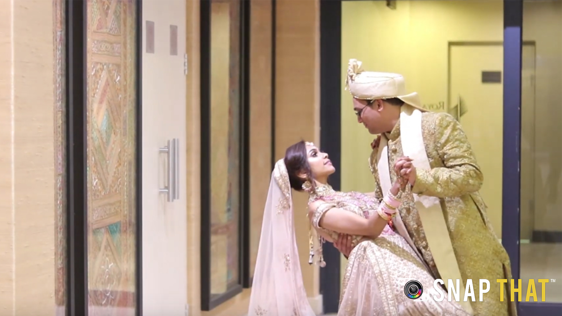Ashveer & Calisha Wedding Highlights