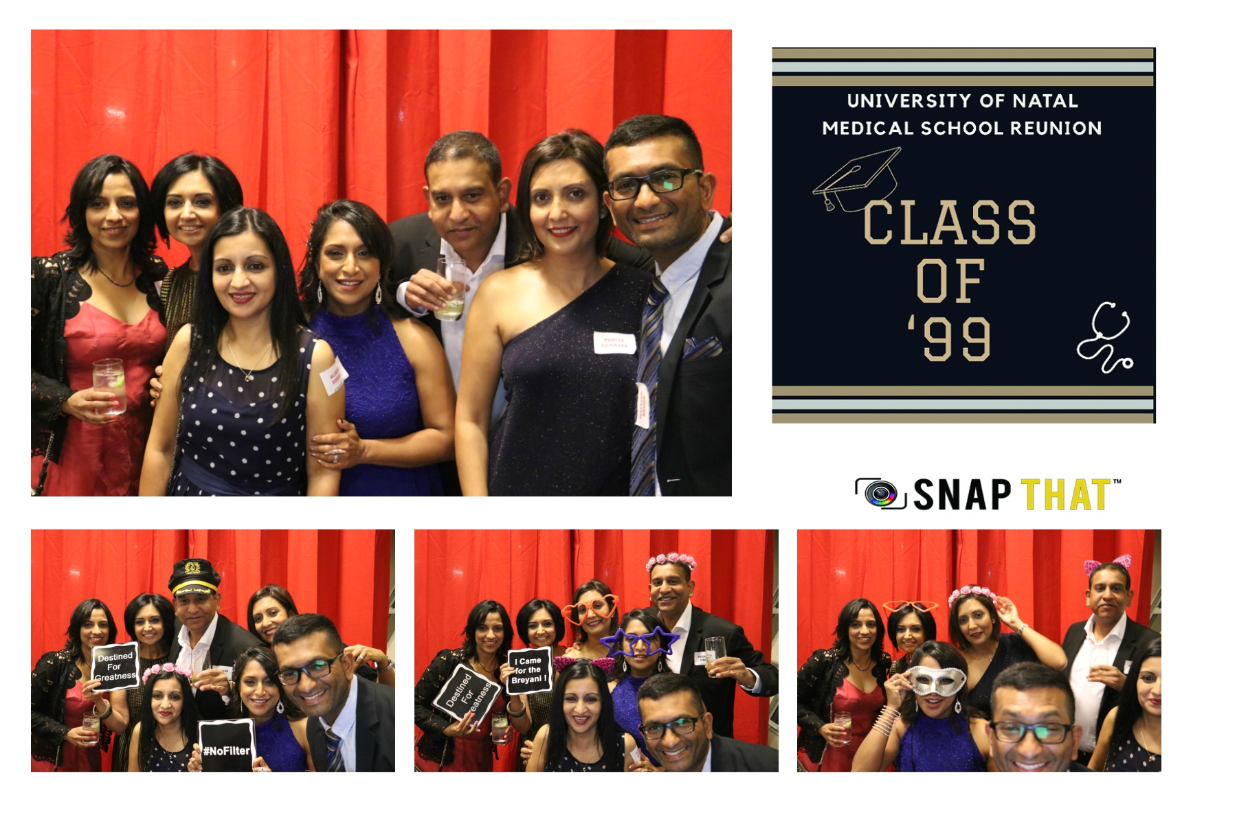 Natal Medical School 20 Year Reunion