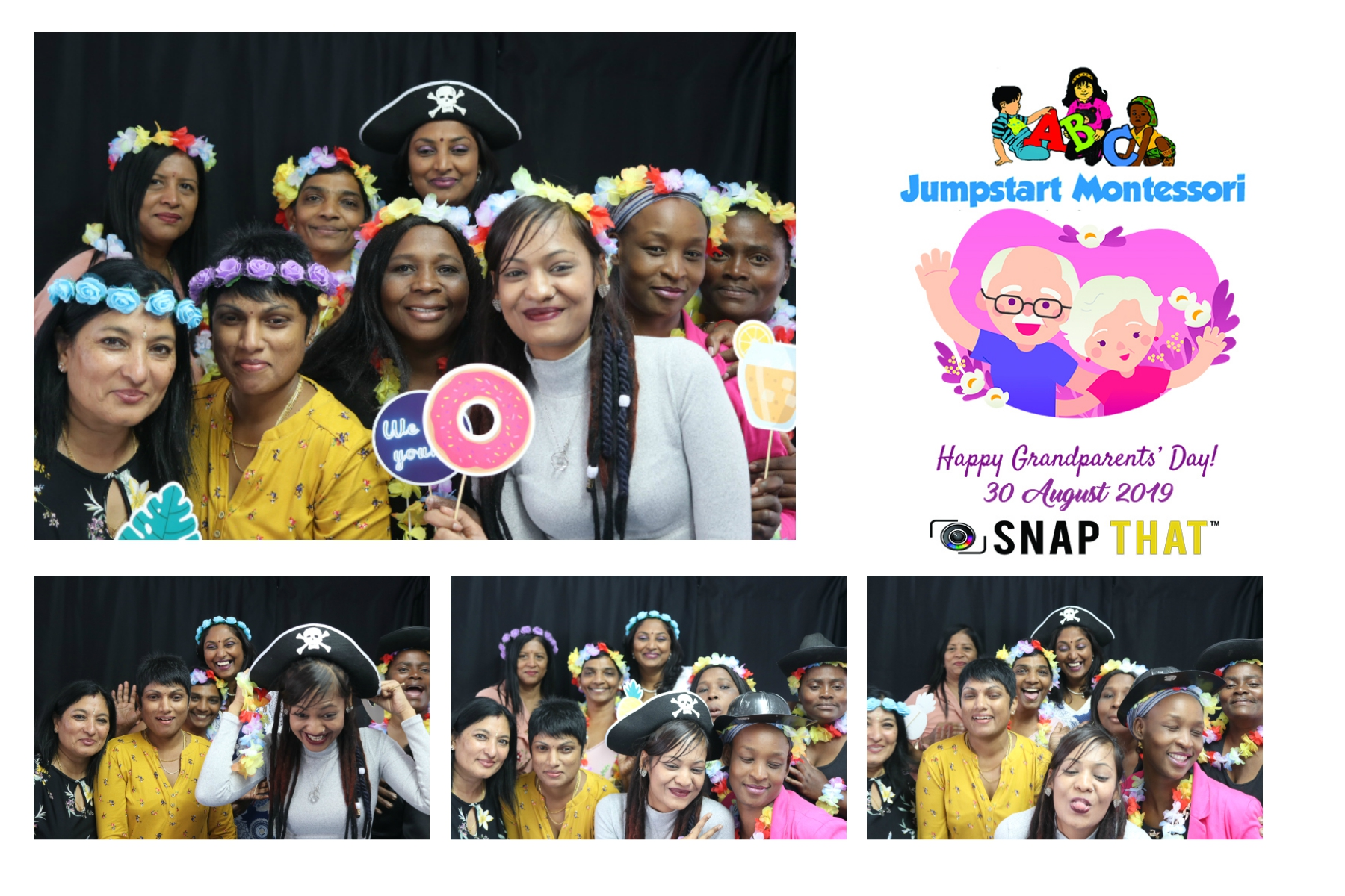 Grandparents Day - Jumpstart (Brookside)