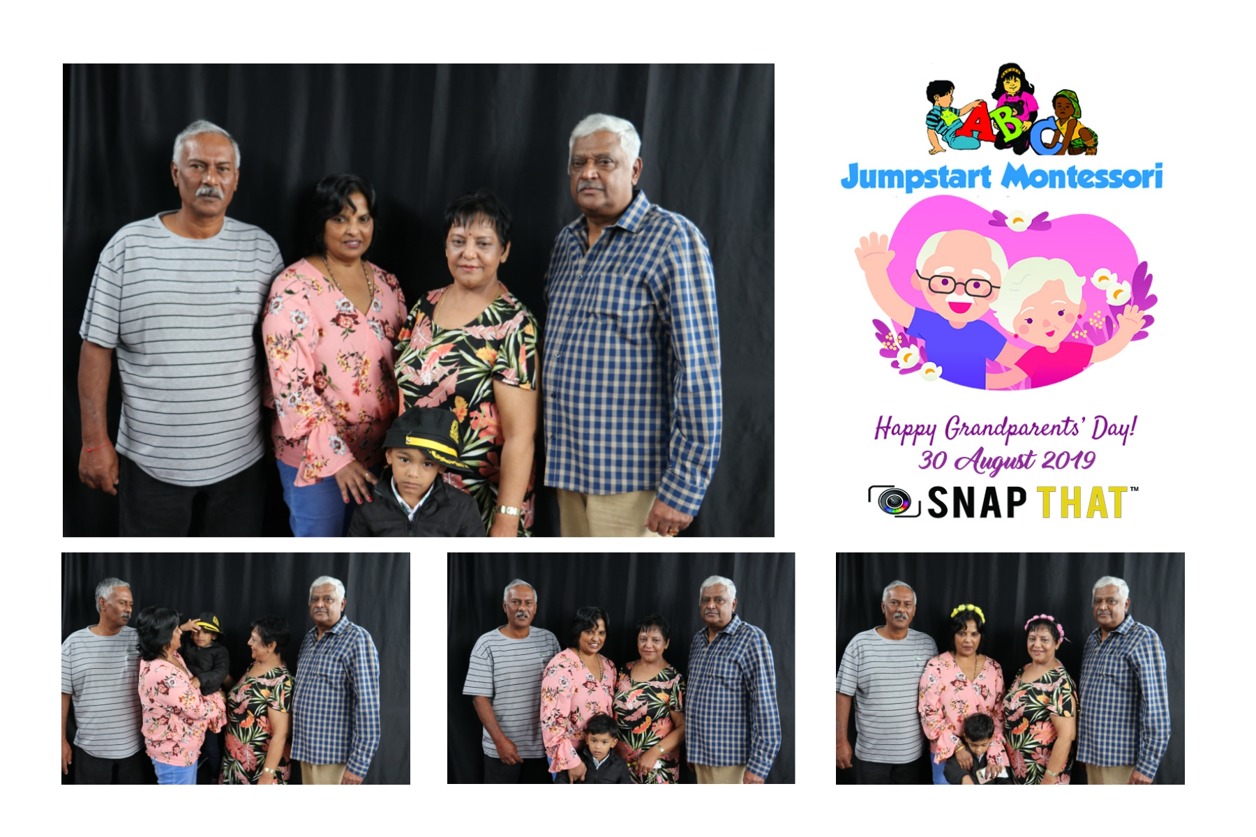 Grandparents Day - Jumpstart (Ethelbert)