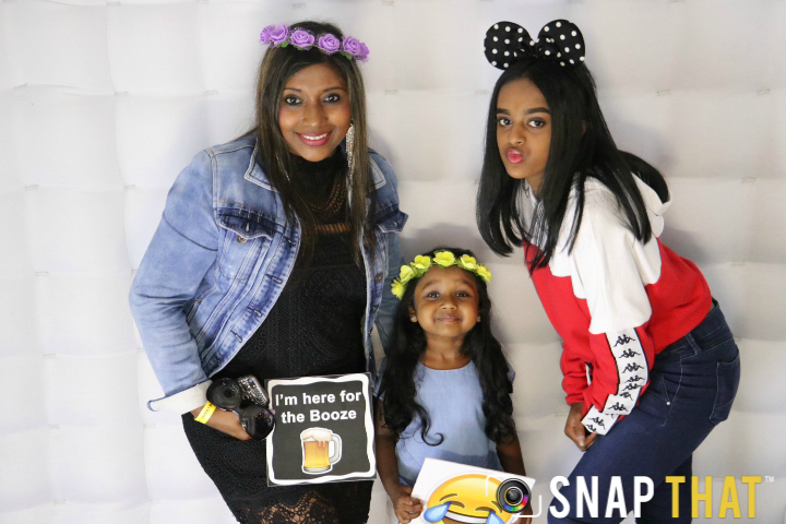 Yash & Rahan's Birthday Photobooth
