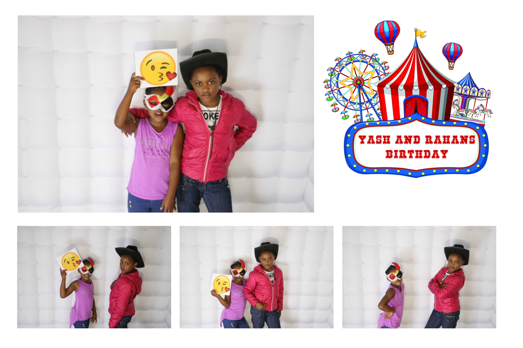 Kiddie Party Photography