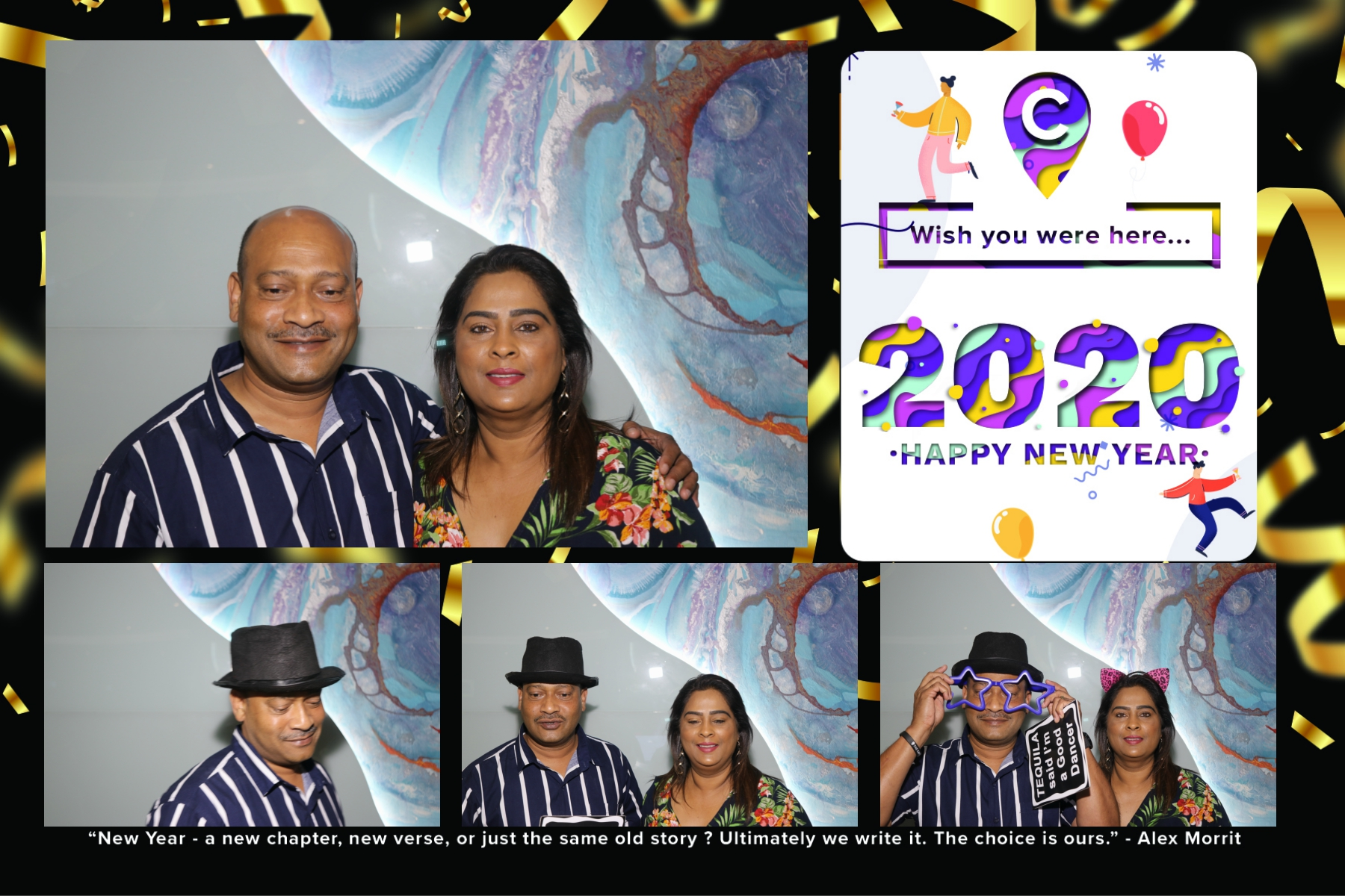 The Capital Apartments and Hotels News Years Eve Bash