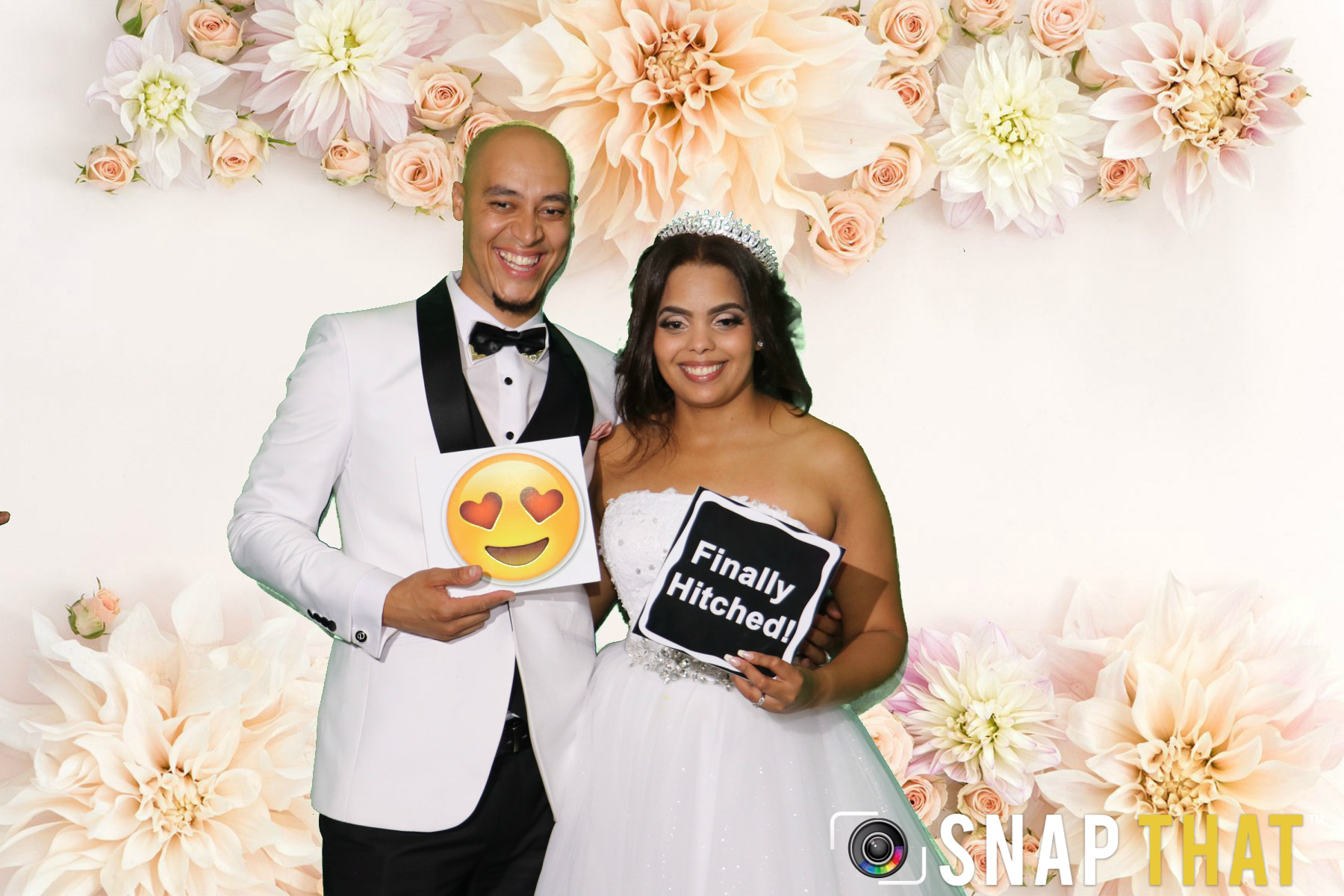 The Venn Wedding Photobooth