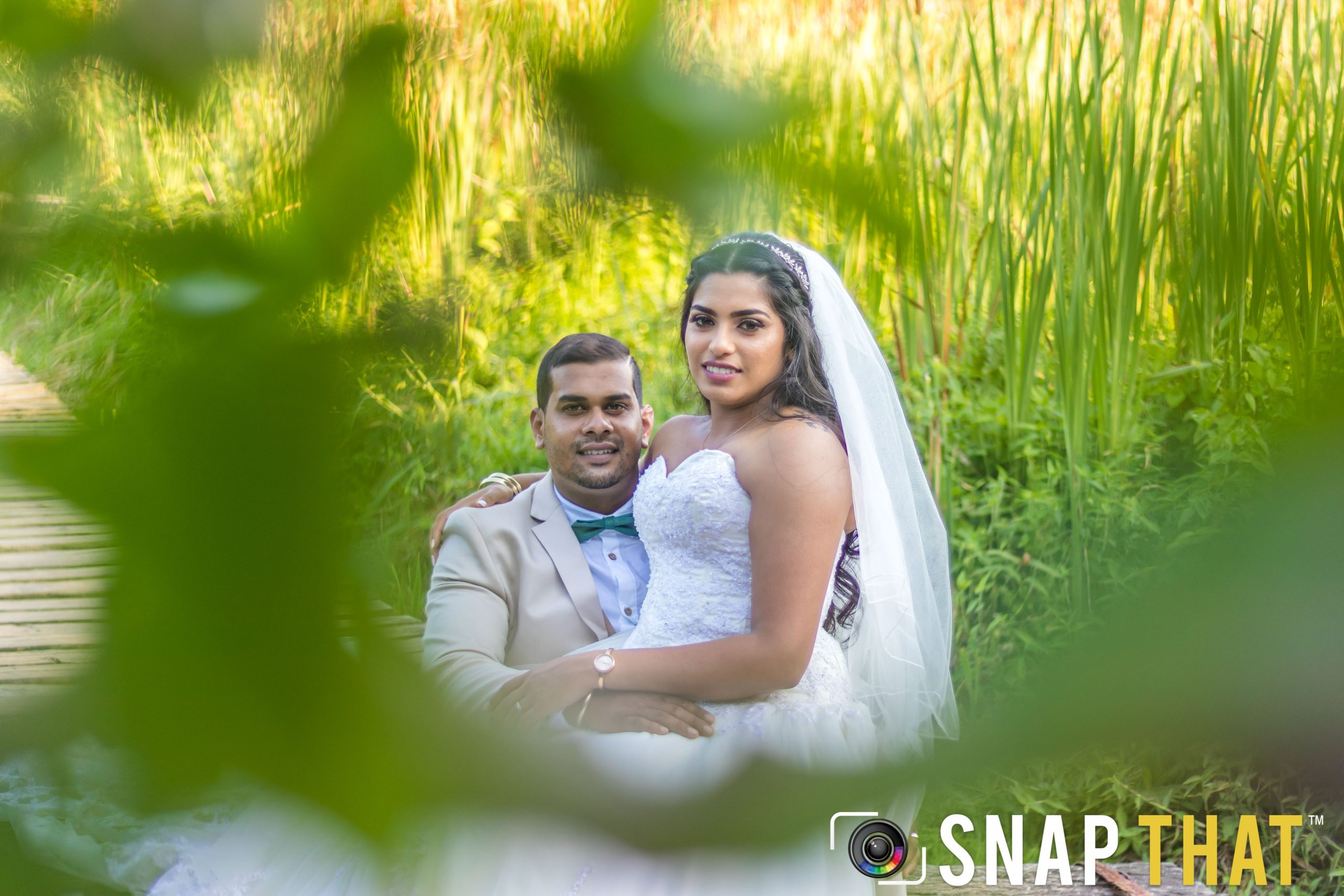 Lenton & Yuvani's Wedding