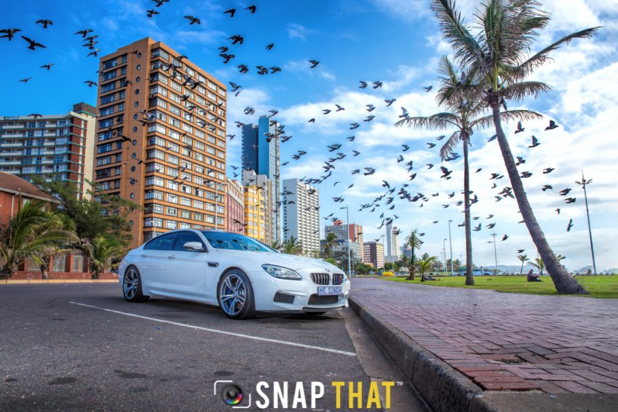 Car Shoot in Durban By SnapThat™