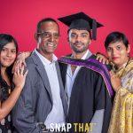 Kishen Maganlal Graduation Shoot