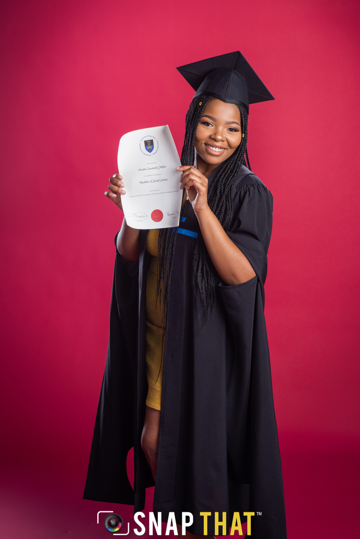 Graduation Shoot By SnapThat in Durban